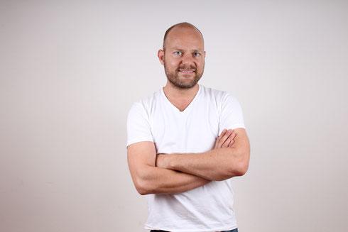 Gründer und Geschäftsführer Stephan Stricker