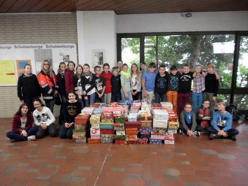 Schulseelsorge engagiert sich für den Balkan - http://www.st-lioba-schule.de