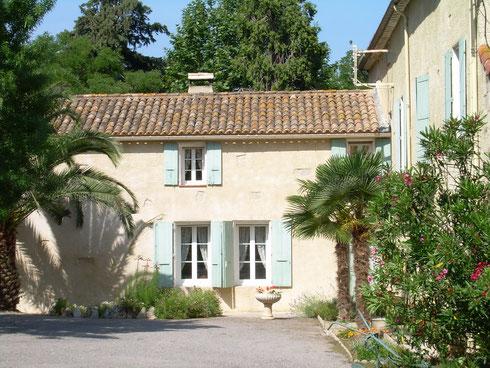gite Pays Cathare Gites de France dans l'Aude à Narbonne au Domaine de Montlaures