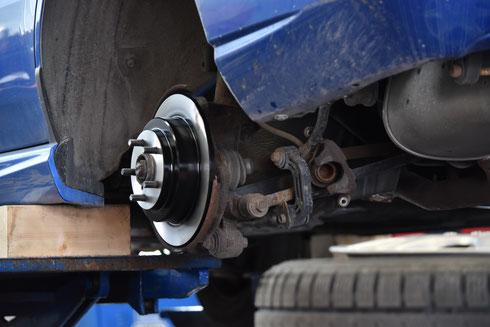 Service Reparaturen Bremsen Garola Garage