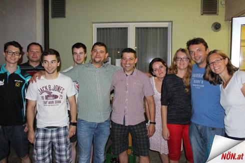 Grillfest 2015 Team
