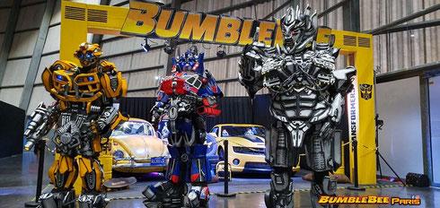 les robots , foire , salon , salondel'auto , commercial , inauguration , echange , soirée evenementiel, lancement de produit