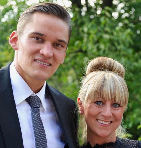 Die Eheleute Markus und Tanja Kupplich