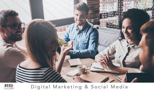 Reed House Media Soluciones y Estrategias de Marketing Online
