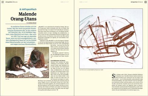 zoon. Mensch & Tier, Nr. 9/2011