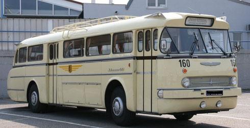 Ikarus 66 von 1972
