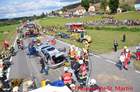 © Freiwillige Feuerwehr St. Martin