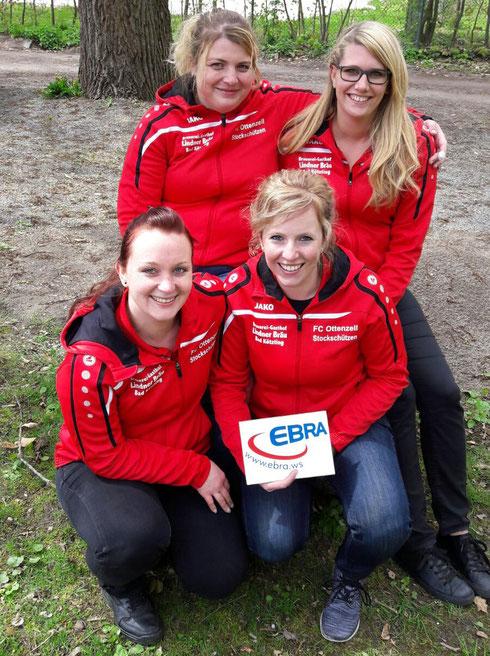 Kreispokal Sommer 2016 Damen