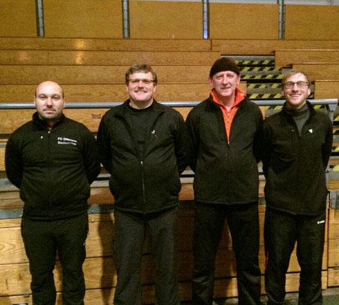Kreispokal Herren Winter 2015/16 - Kreis 600