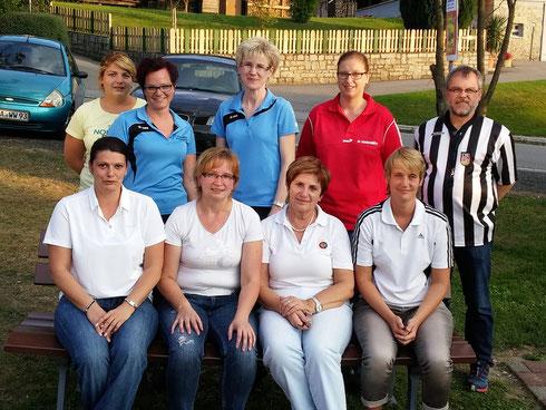 Damenpokalturnier FC Ottenzell 2015