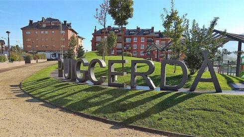 A peu per Puigcerdà - Plaça Europa