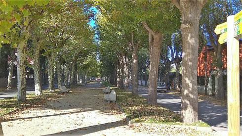 A peu per Puigcerdà - Passeig de la Sèquia