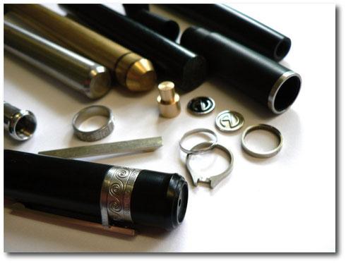 Schreibgeräte Herstellung von Prototypen