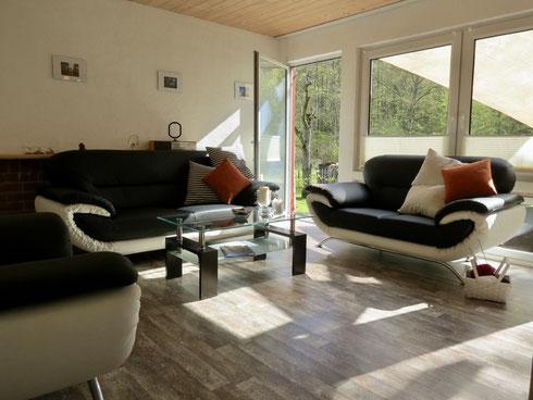 Ferienhaus am See, Mecklenburger Seenplatte, Faulenzen