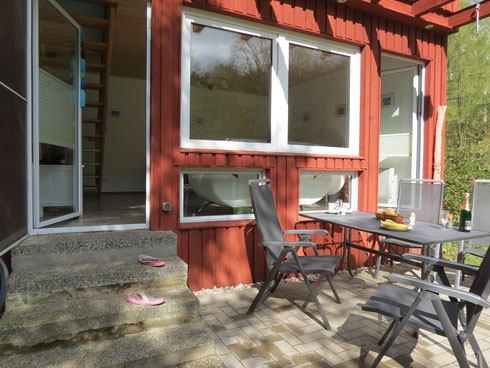 Ferienhaus am See, Mecklenburger Seenplatte
