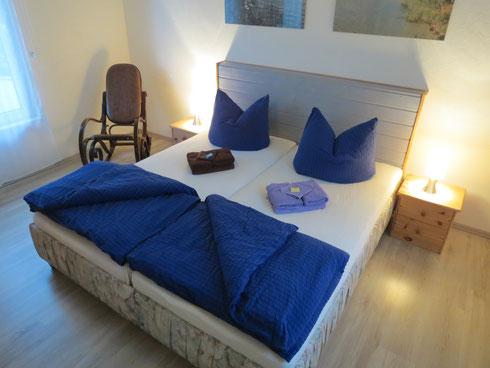 Ferienhaus in Mecklenburg, drei Schlafzimmer