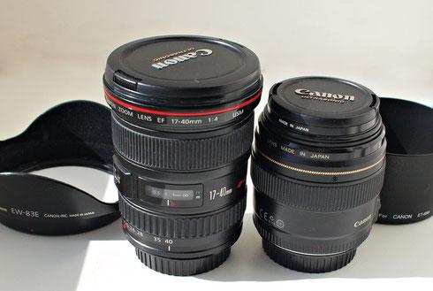 Canon EF 17-40/4 L USM