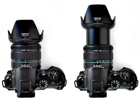 Samsung NX 18-55/3.5-5.6 i-Fn
