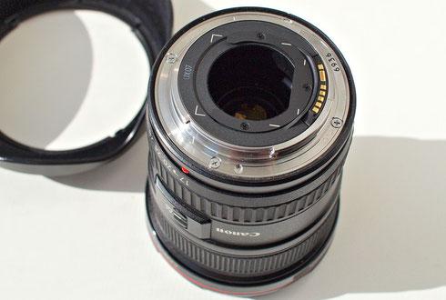 Canon EF 17-40/4L USM