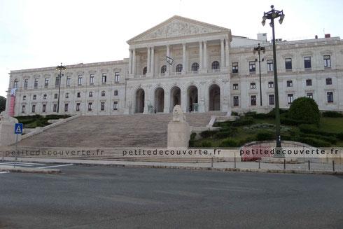 Palacio de São Bento - Palais de Saint-Benoît à Lisbonne