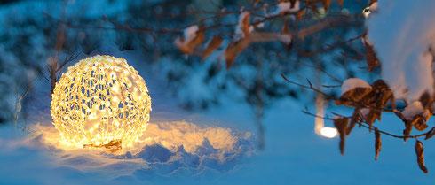 Weihnachtsgrüsse von Taxi Bregenzerwald