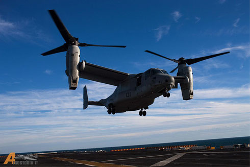 Bell-Boeing V-22B Osprey dell' US Navy