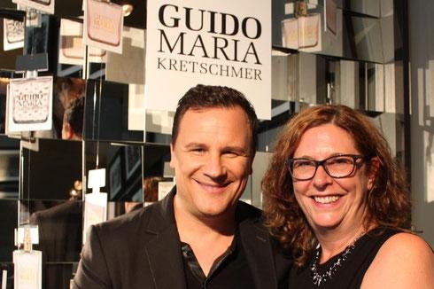 Guido Maria Kretschmer und Jutta Rogge-Strang