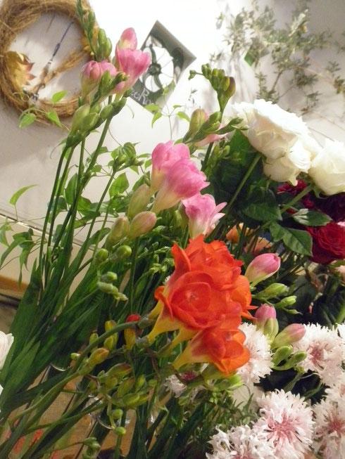春のおすすめのお花について東京FMさんのインタビューに答えました