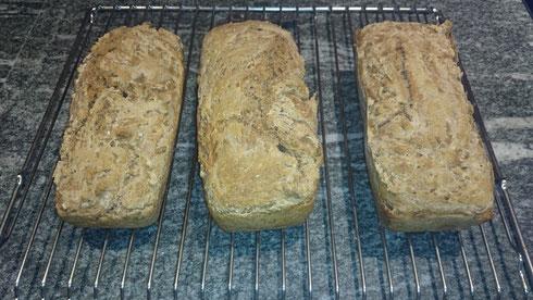 Dinkelmehl eignet sich sehr gut als Ersatz bei Weizenallergien, Getreideintoleranzen, Weizenunverträglichkeit, Brot selber machen, Alternative zu Weizen