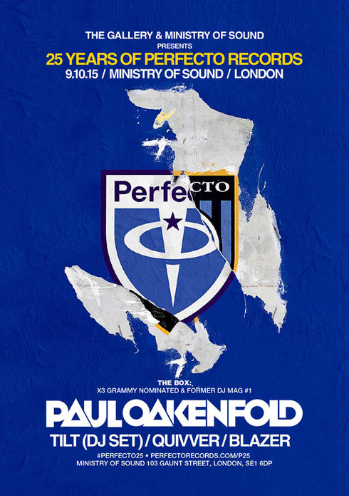 THE GALLERY PRESENTS: 25 YEARS OF PERFECTO RECORDS