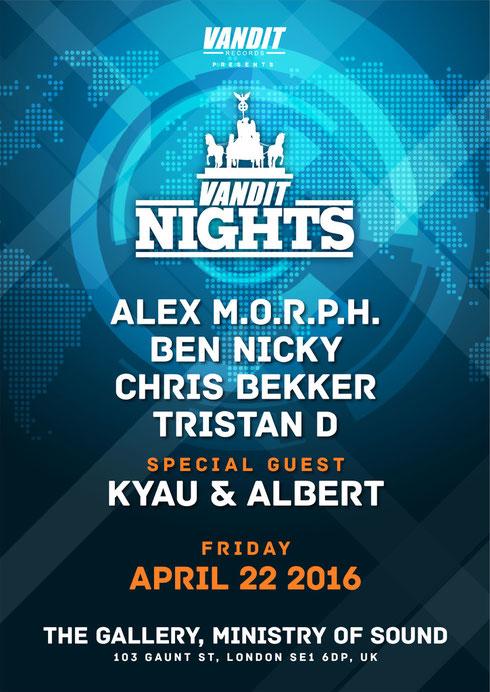 Vandit Nights