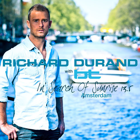 Richard Durand With BT