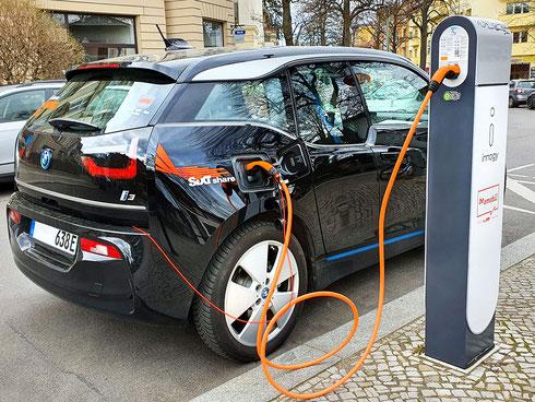 Elektromobilität Agas Immobilien