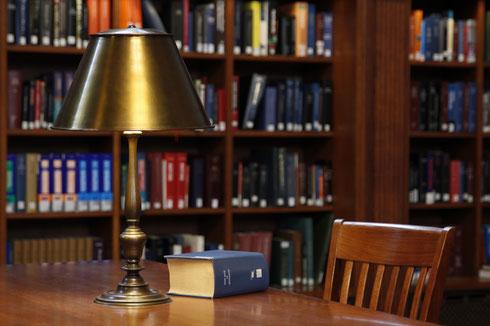 Die Public Library von New York, Lesezimmer