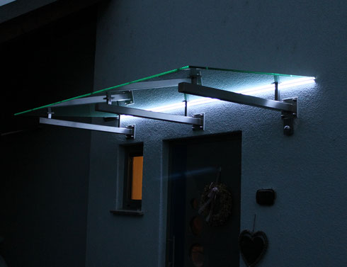 Modell G117 Stuben mit LED-Lichtleiste