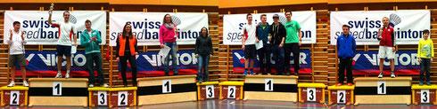 Siegerbilder Aarau Open 2014