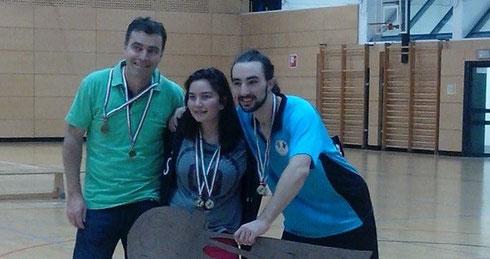 Siegerbild Open Division, 1. Südtirol Open 2014