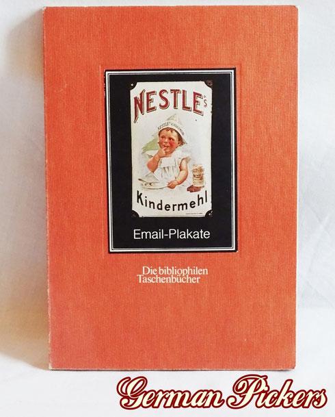 Email-Plakate  Ulrich Feuerhorst & Holger Steinle  Ein kleines Taschenbuch mit 140 Abbildungen von Schildern.  ISBN 3-88379-252-7