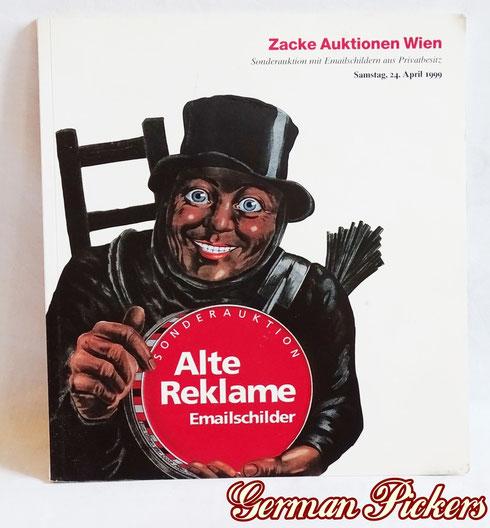 Zacke Auktionen Wien Katalog  Der Katalog zur legenadären Zacke Auktion.  Viele Abbildungen mit Wertangaben.
