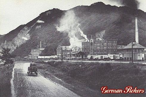 Königsbacher Bräu / Brauerei Ansichtskarte  Ansicht der Königsbacher BrauereiA.-G. Koblenz  Koblenz um 1920