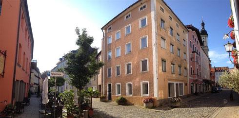 Wohnhaus Thomas Bernhard Traunstein