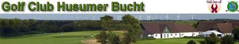 Golf Club Husumer Bucht e.V. Hohlacker, D-25813 Schwesing