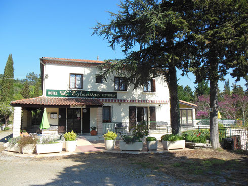 HOTEL-RESTAURANT L'EGLANTINE