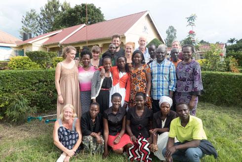 Das Africa (k)now e.V. Team