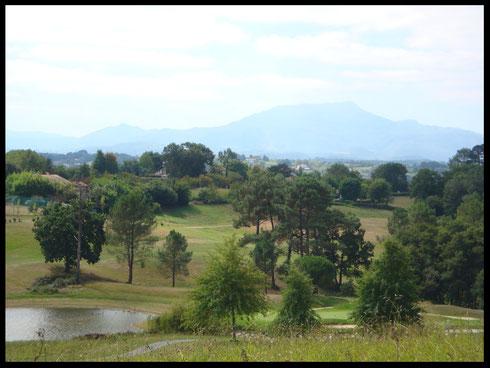 Pays Basque ( le golfe d' Arcangue )