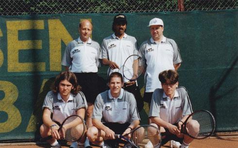 Team Landesliga B - 1996