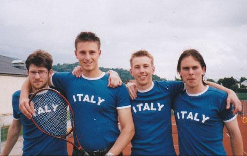 Team Landesliga B - 2002