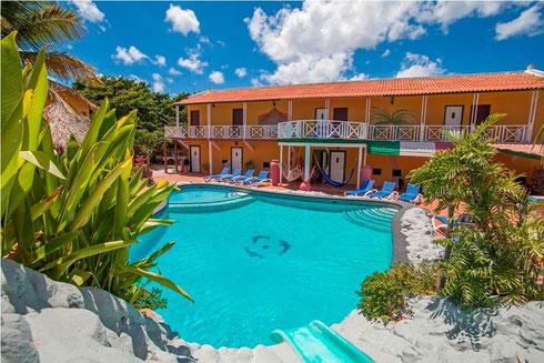 Bild: Rancho El Sobrino Unterkunft Curacao billig