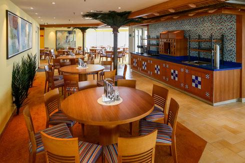 AIDAcara Calypso Restaurant