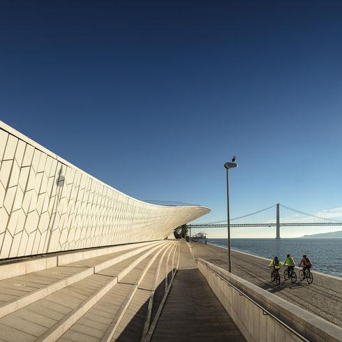 Amanda Levete, MAAT Museum, Lisbon, Portugal